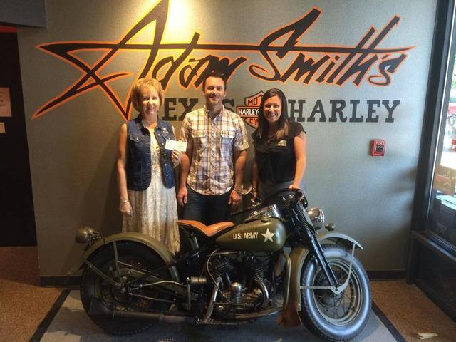 adam smith's texas harley-davidson rides to the rescue for